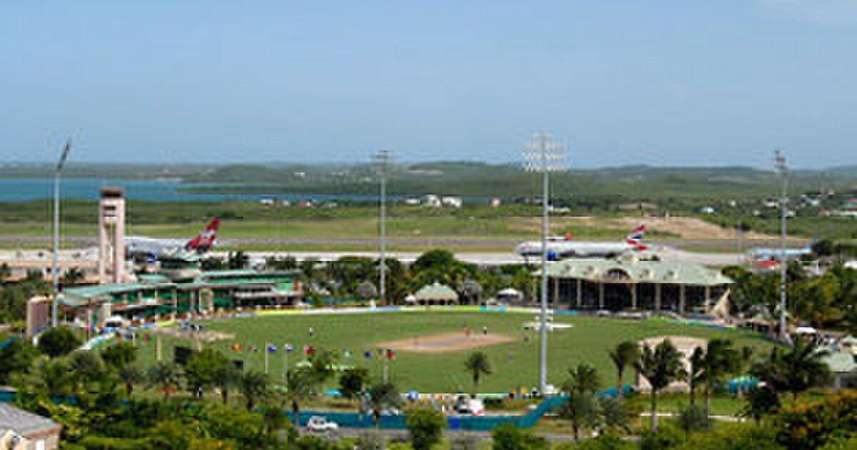 Coolidge Cricket Ground, Antigua