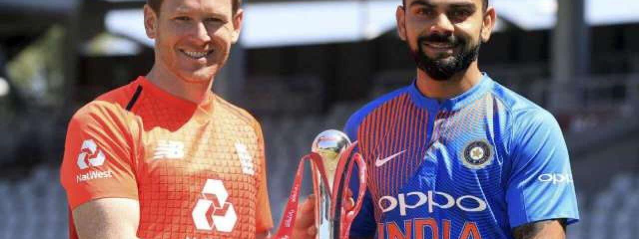 England tour of India 2020-21 T20I Series