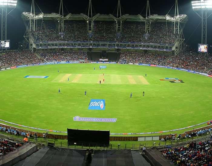 Maharashtra Cricket Association Stadium, Pune