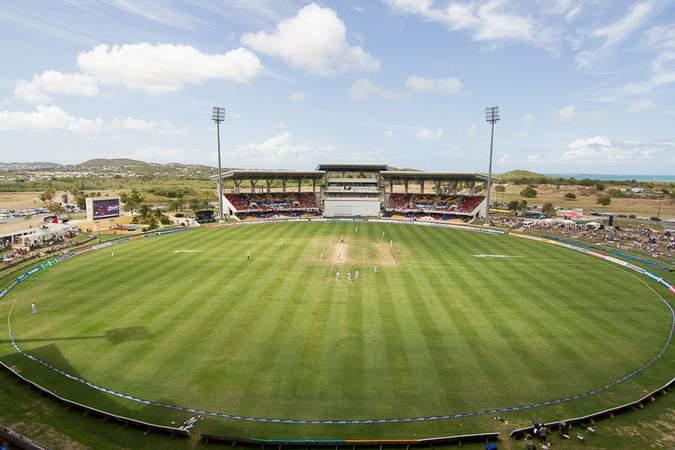 Sir Vivian Richards Stadium, North Sound, Antigua