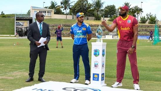 Sri Lanka tour of West Indies 2020-21 ODI Series