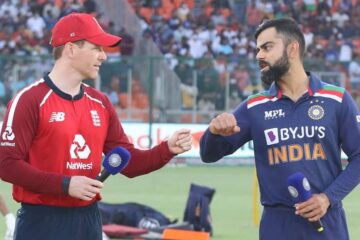 T20I Series of England tour of India 2020-21