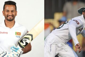 Bangladesh tour of Sri Lanka 2021 Test Series