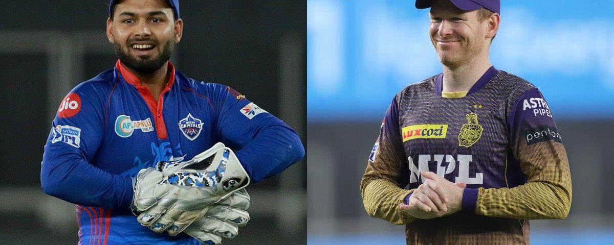 DC vs KKR IPL 2021