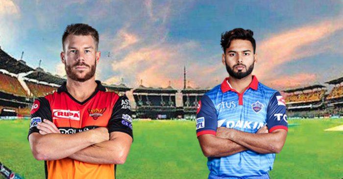 DC vs SRH IPL 2021