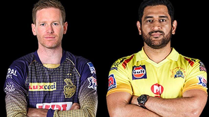 KKR vs CSK IPL 2021