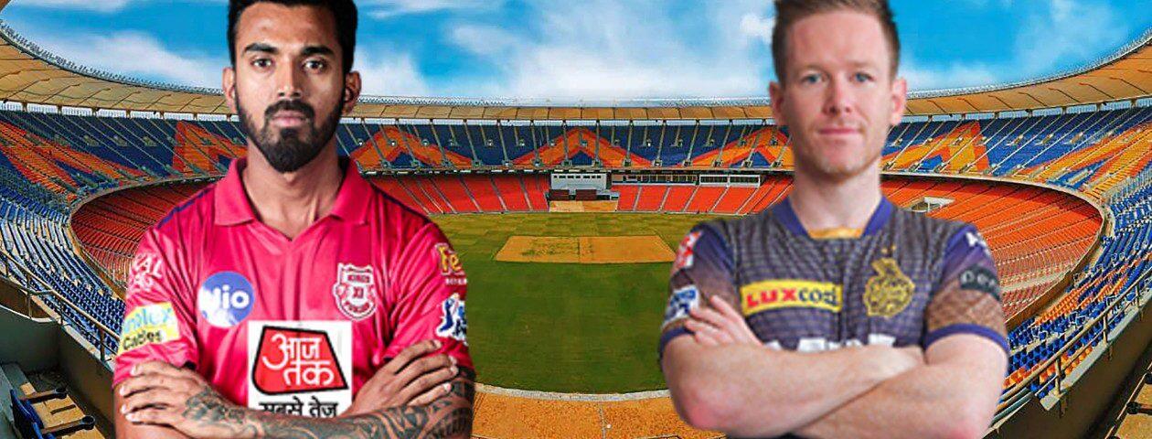 KKR vs PBKS IPL 2021