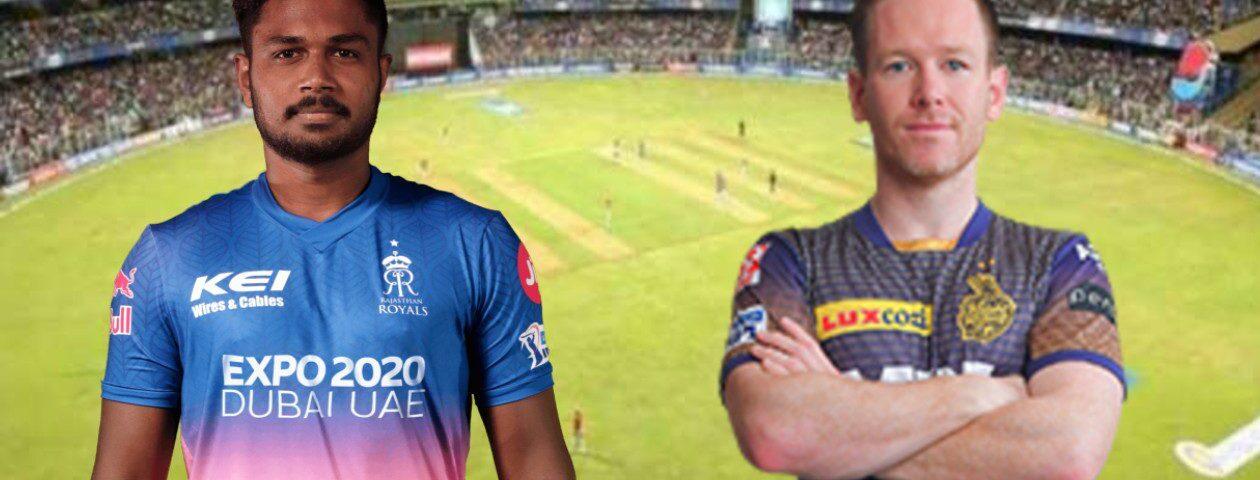 KKR vs RR IPL 2021