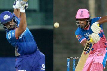 MI vs RR IPL 2021
