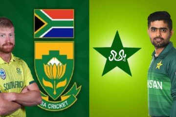 Pakistan tour of South Africa 2020-21 T20I Series