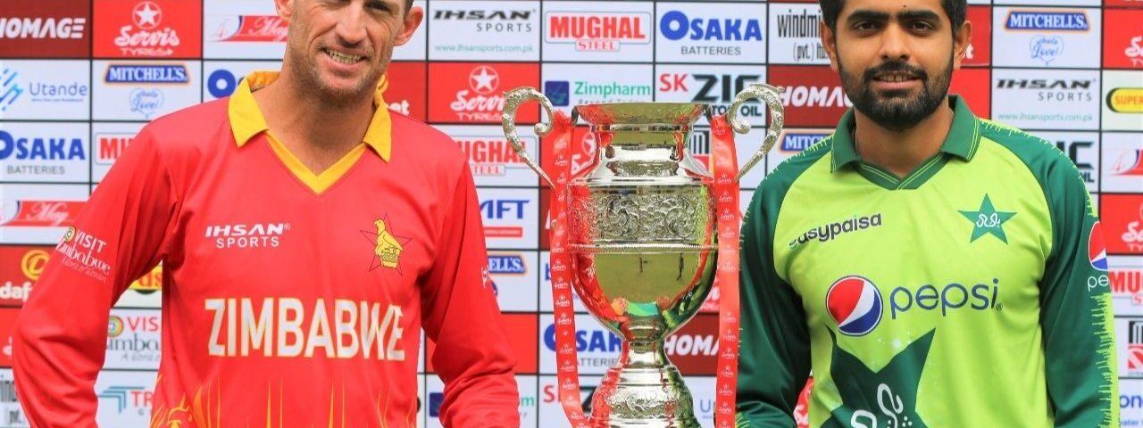 Pakistan tour of Zimbabwe 2021 T20I Series