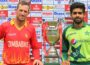 Pakistan tour of Zimbabwe 2021 T20I Series