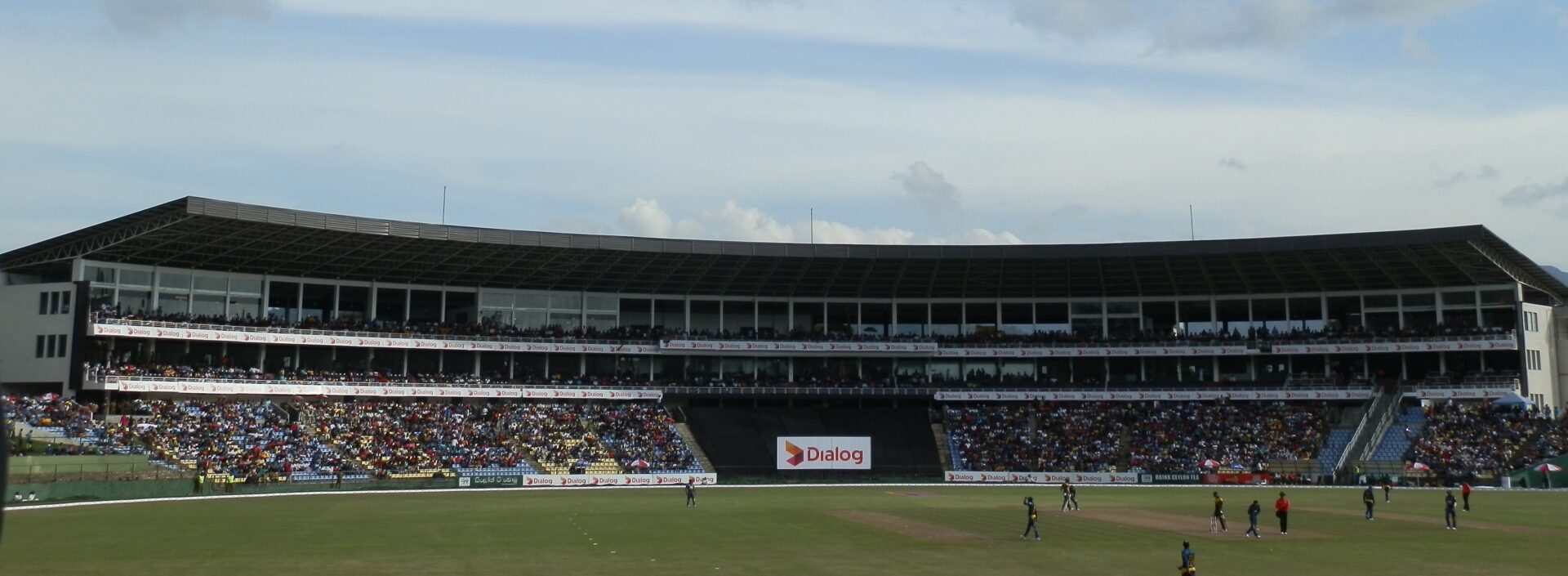 Pellekele International Cricket Stadium, Kandy
