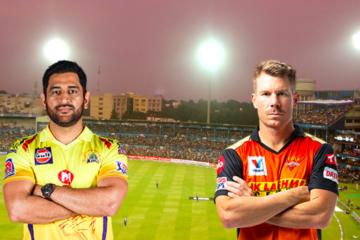 SRH vs CSK IPL 2021