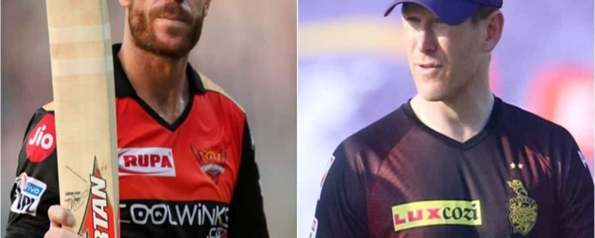SRH vs KKR IPL 2021