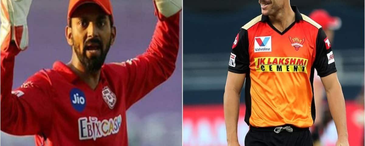 SRH vs PBKS IPL 2021