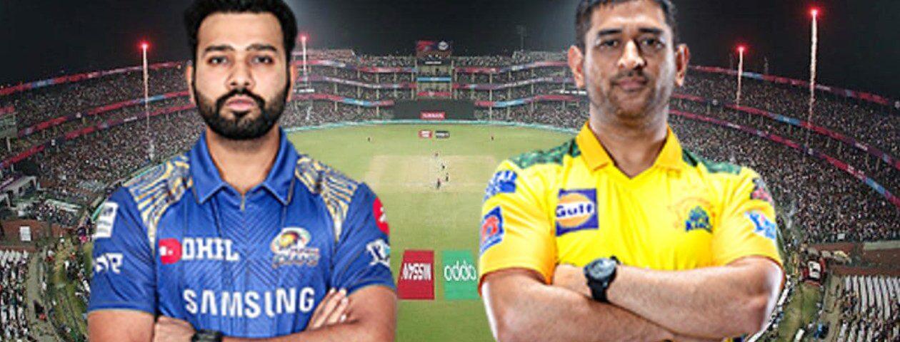 MI vs CSK IPL 2021
