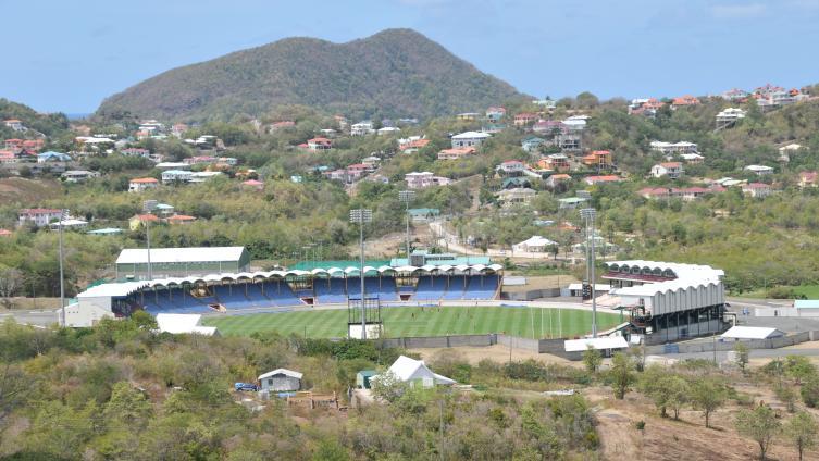 Daren Sammy National Cricket Stadium, Gros Islet, Saint Lucia