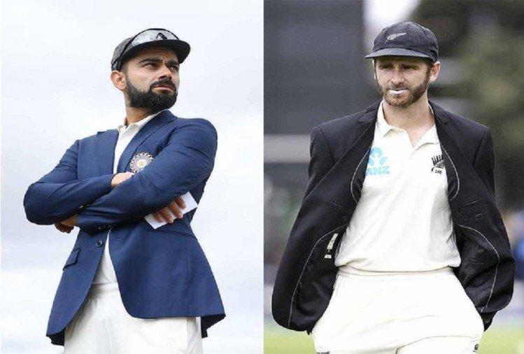 India vs New Zealand - WTC Final