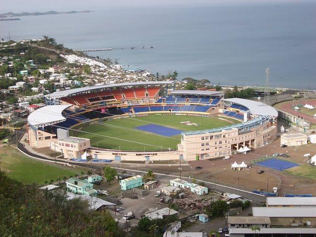 National Cricket Stadium, St. George's, Grenada