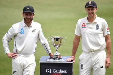 New Zealand tour of England 2021 Test Series
