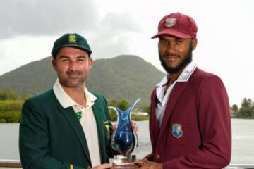 South Africa tour of West Indies 2021 Test Series