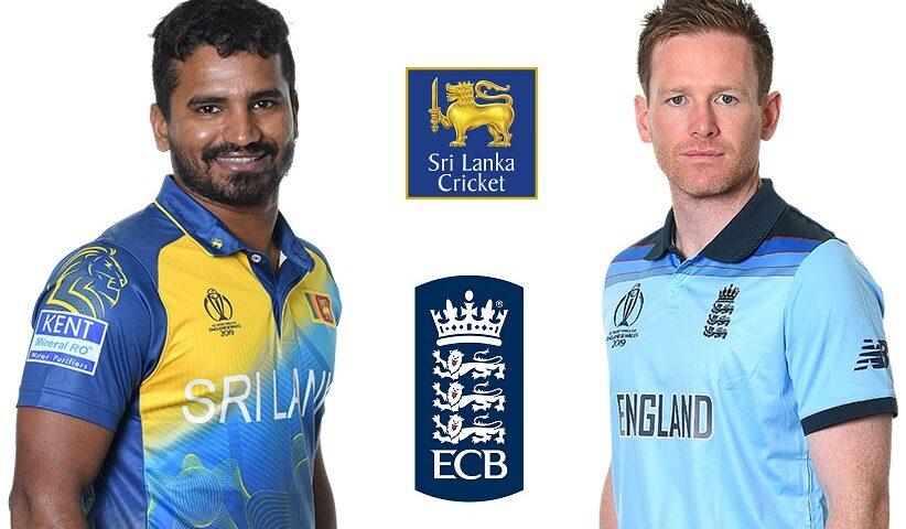 Sri Lanka tour of England 2021 ODI Series