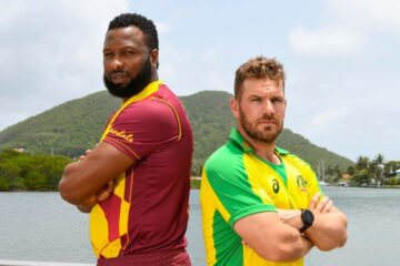 Australia tour of West Indies 2021 T20I Series