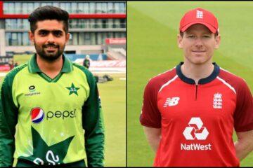 Pakistan tour of England 2021 T20I