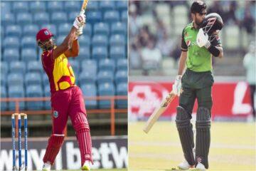 Pakistan tour of West Indies 2021 T20I Series