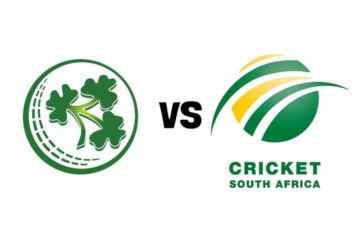 South Africa tour of Ireland 2021 ODI Series