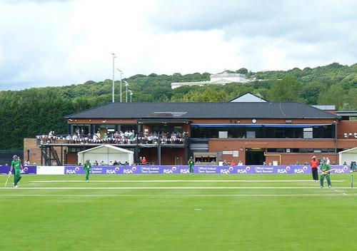 Civil Service Cricket Club, Stormont, Belfast