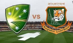Australia tour of Bangladesh 2021 T20I Series