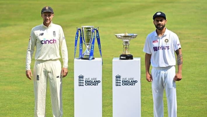 India tour of England 2021 Test Series - Pataudi Trophy 2021