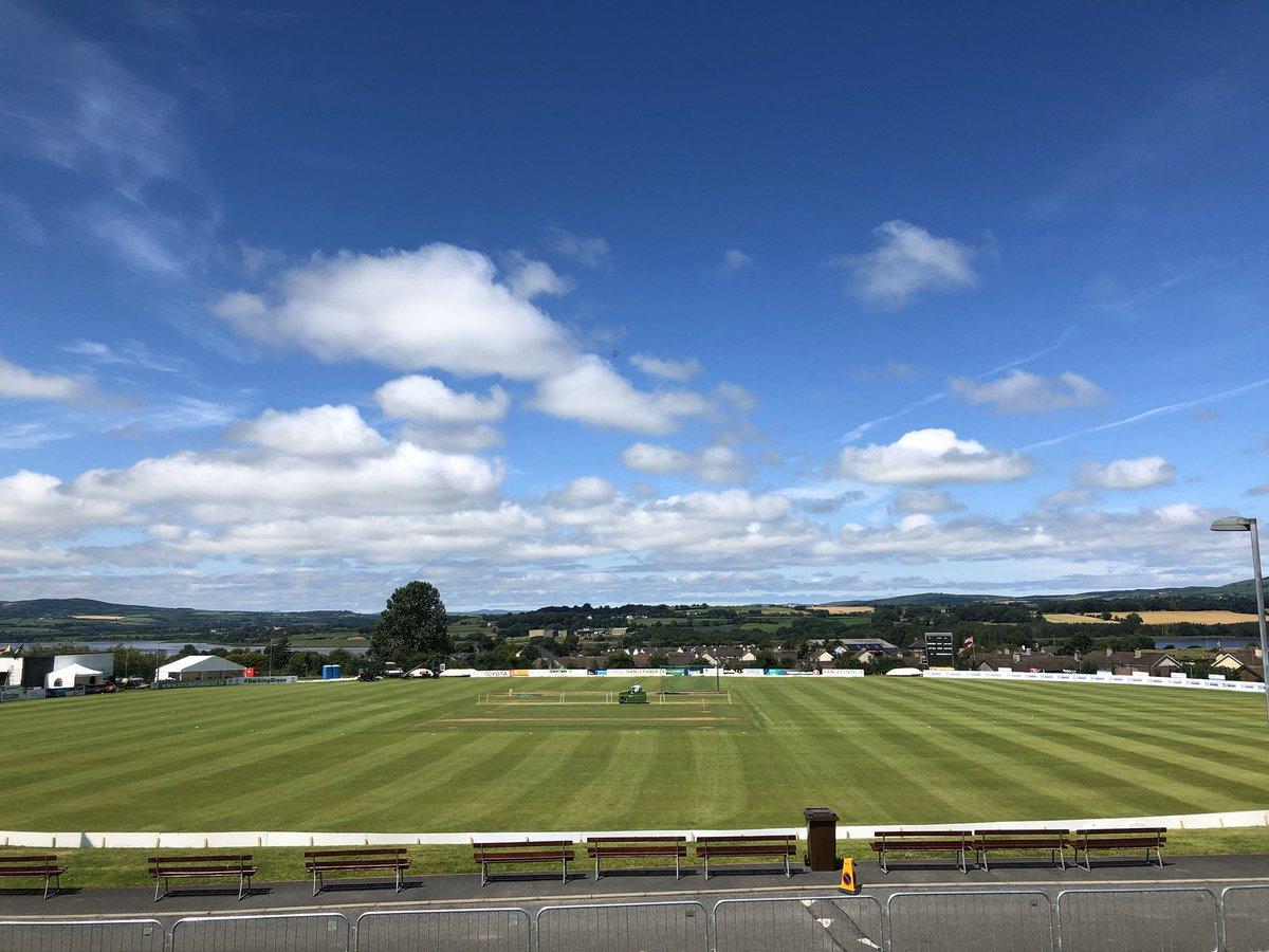 Bready Cricket Club Ground, Magheramason, Bready