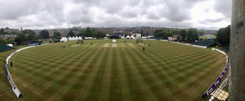 Grange Cricket Club Ground, Raeburn, Edinburgh
