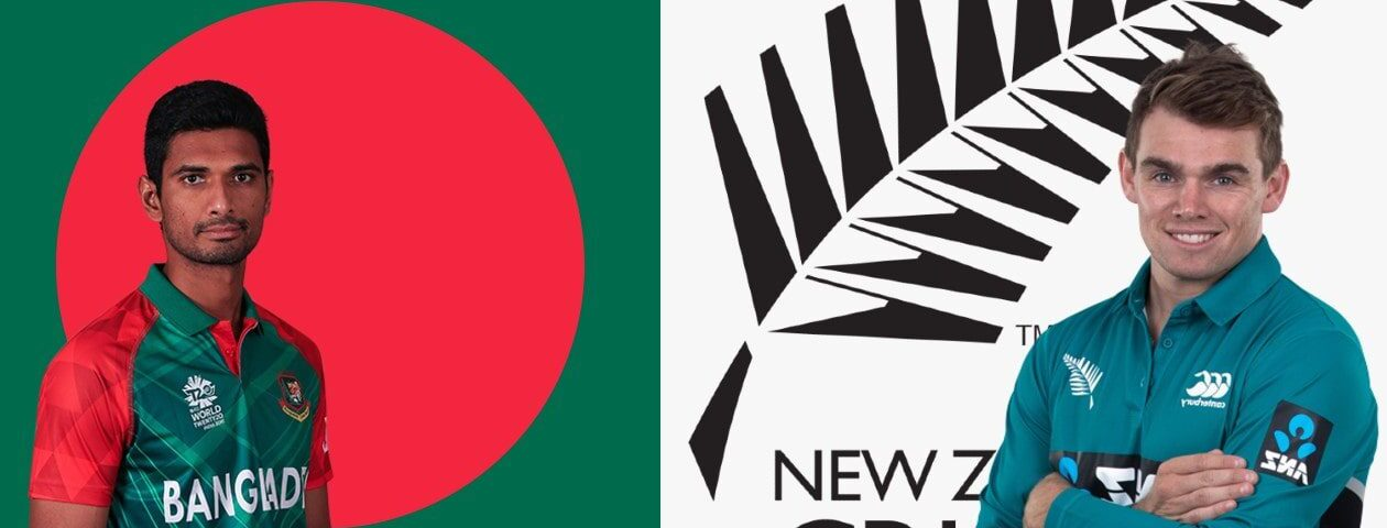 New Zealand tour of Bangladesh 2021-22 T20I Series