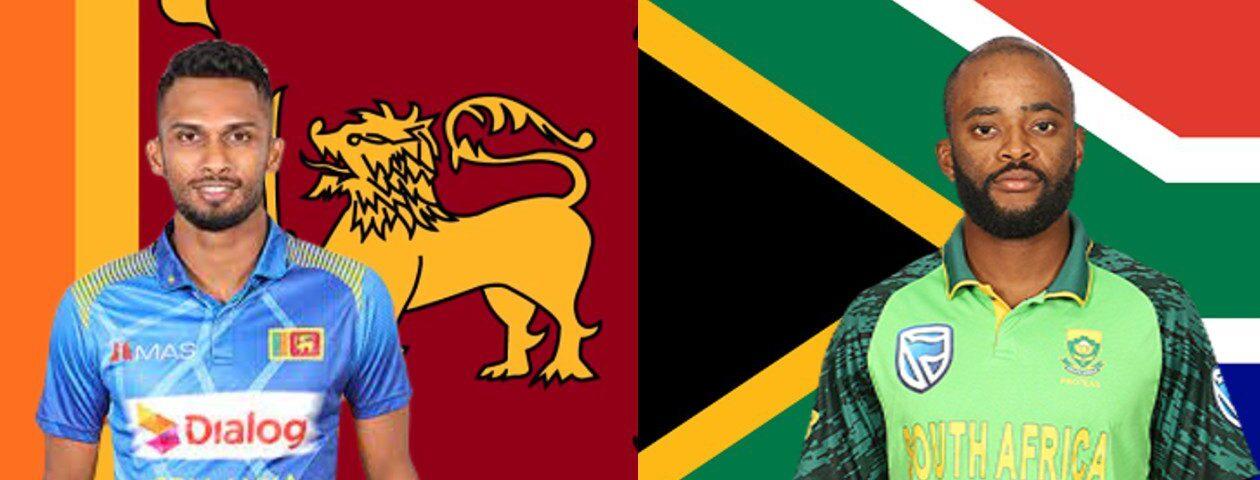 South Africa tour of Sri Lanka 2021-22 ODI Series