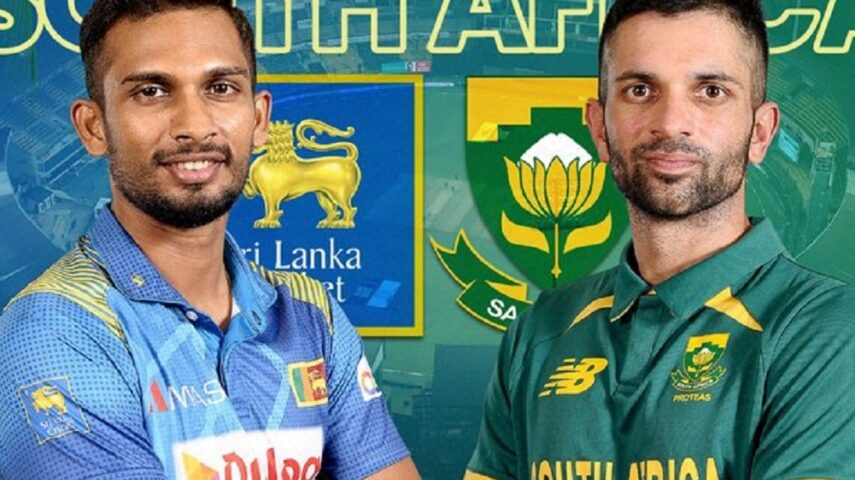 South Africa tour of Sri Lanka 2021-22 T20I Series