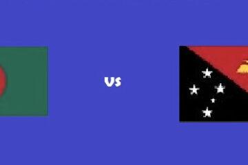 Bangladesh vs Papua New Guinea WCT20 2021