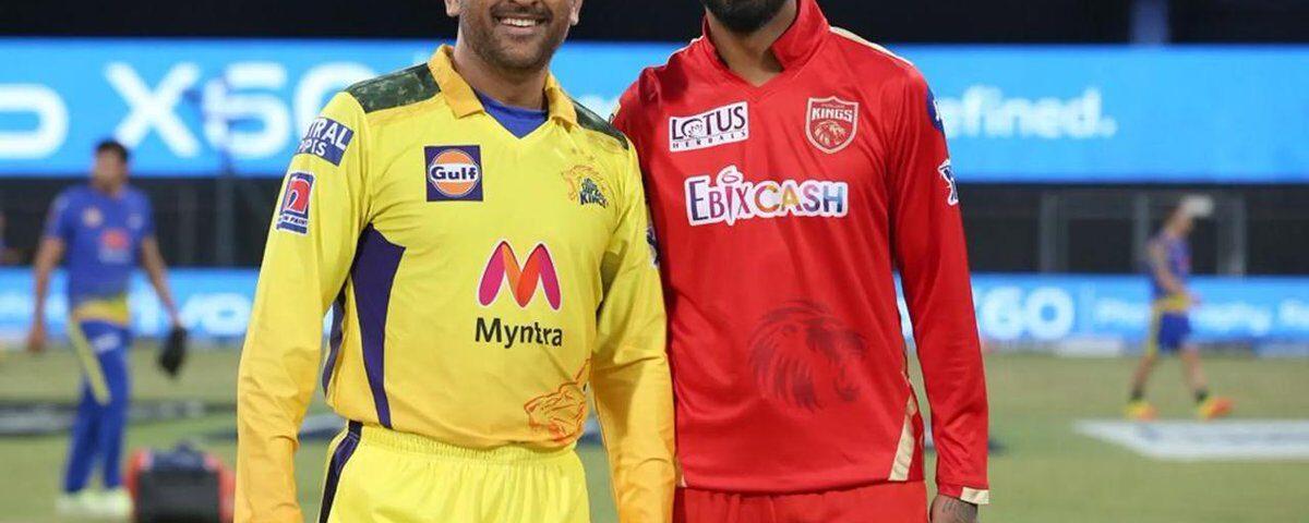 CSK vs PBKS IPL 2021