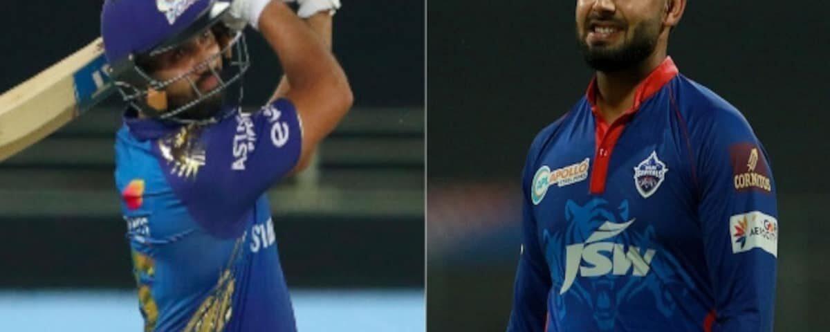 DC vs MI IPL 2021