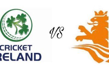 Ireland vs Netherlands WCT20 2021