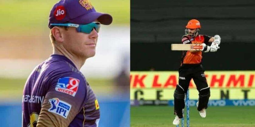 KKR vs SRH IPL 2021