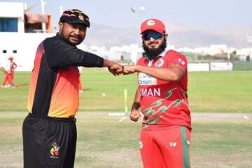 Oman vs PNG WCT20 2021