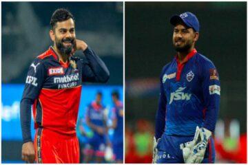 RCB vs DC IPL 2021