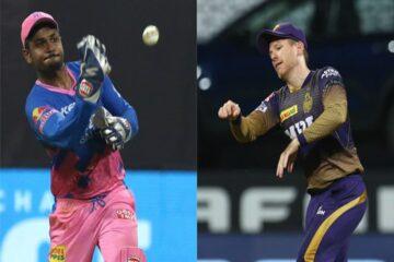 RR vs KKR IPL 2021